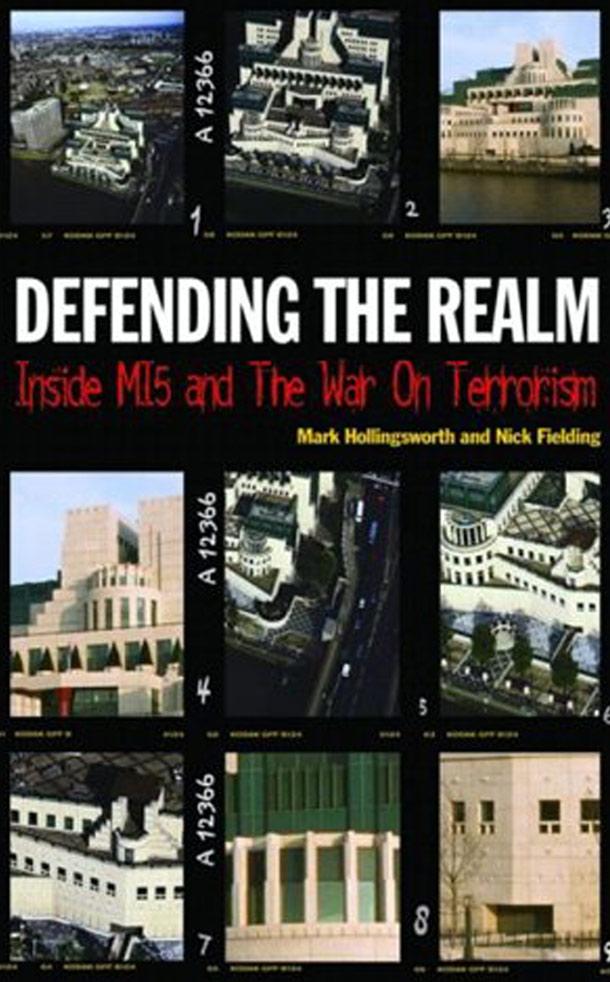 Defending The Realm - Mark Hollingsworth